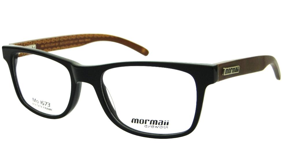 dc22c17e86b31 MORMAII Mo1673 HASTE DE BAMBU – ÓCULOS DE GRAU   Ótica Achei Meus Óculos