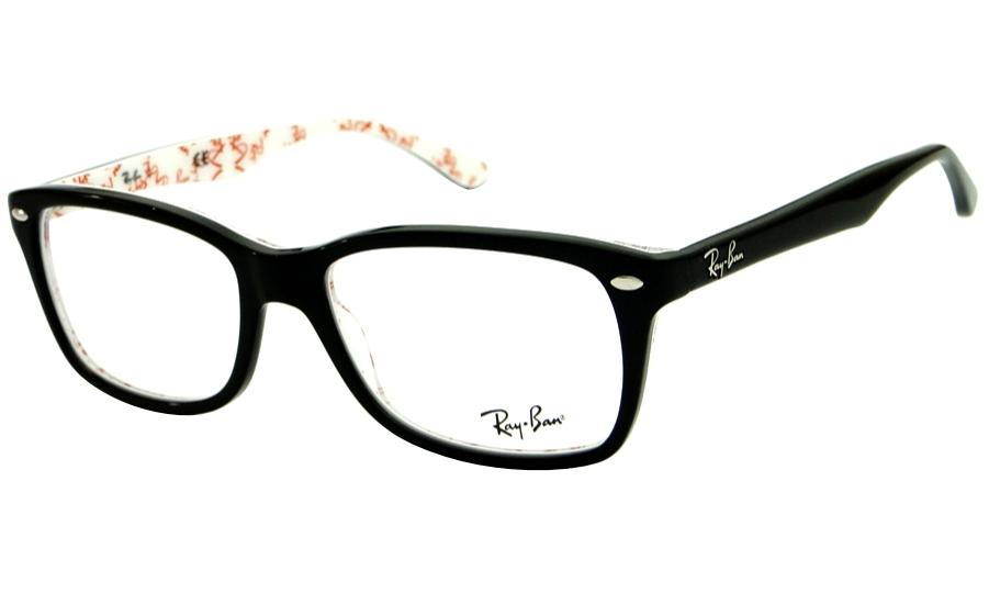 acae1f48c5dc4 RAY BAN RB 5228 – ÓCULOS DE GRAU   Ótica Achei Meus Óculos