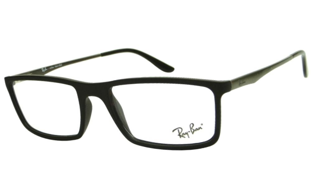 ed61df3f6015c RAY BAN RB 7026L – ÓCULOS DE GRAU   Ótica Achei Meus Óculos