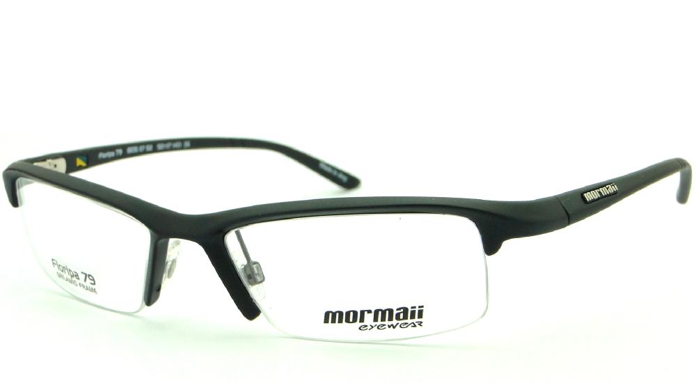 MORMAII FLORIPA 79 1305 117 52 – ÓCULOS DE GRAU   Ótica Achei Meus Óculos c165f8d513