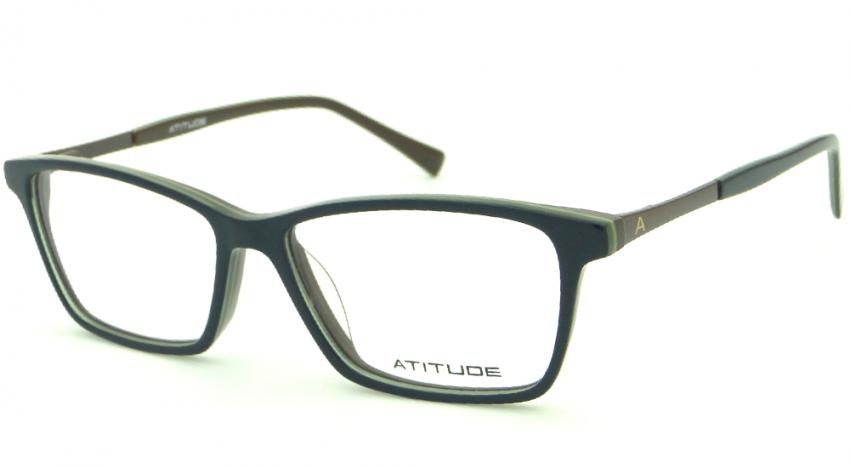 e79943270 ATITUDE AT 6125 D06 52 – ÓCULOS DE GRAU | Ótica Achei Meus Óculos