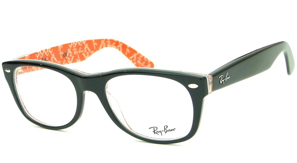 2876d34d03394 RAY BAN RB 5184 2479 – ÓCULOS DE GRAU   Ótica Achei Meus Óculos