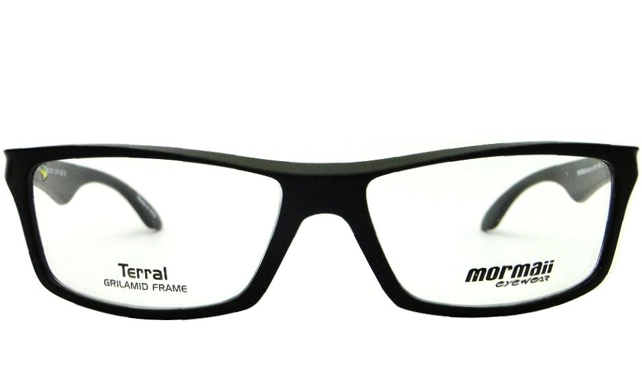 MORMAII TERRAL – ÓCULOS DE GRAU   Ótica Achei Meus Óculos d3ac659390