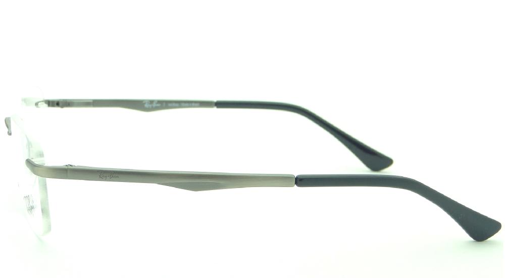 Oculos De Grau Ray Ban Preto E Vermelho Iasemiasem 5c751d8974f7