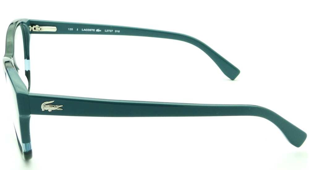 b41942d0ef22c LACOSTE L2737 316 – ÓCULOS DE GRAU   Ótica Achei Meus Óculos