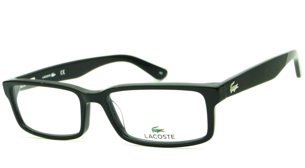 LACOSTE L2685 001 – ÓCULOS DE GRAU   Ótica Achei Meus Óculos 4fd3580d48