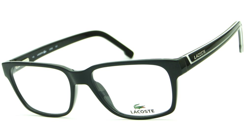 LACOSTE L2692 001 – ÓCULOS DE GRAU   Ótica Achei Meus Óculos c8c27c5f8b