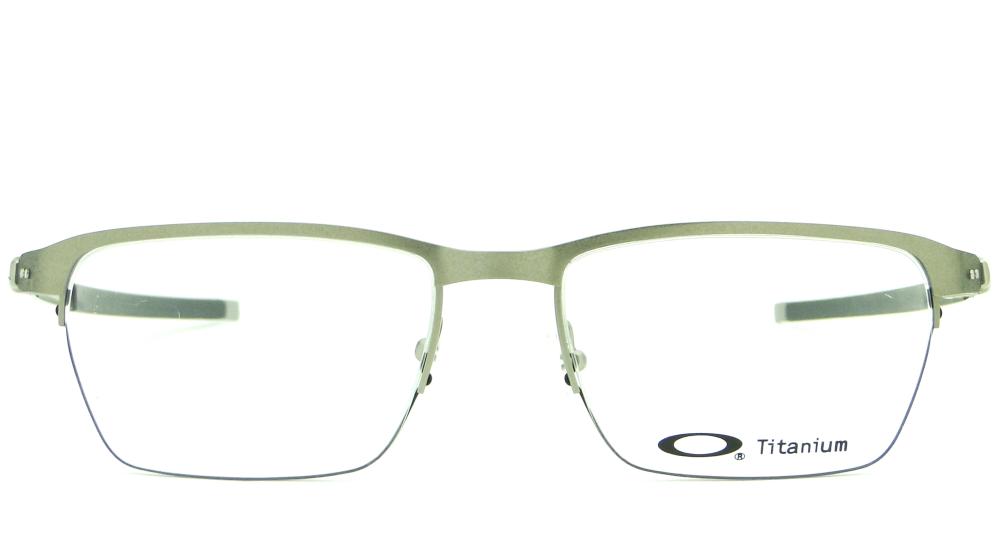 Oculos Oakley De Grau Titanium   Cepar 1d067bef22