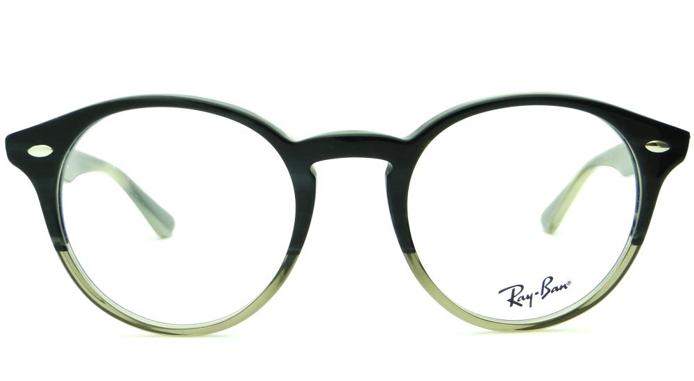 RAY BAN RB 2180V 5540 – ÓCULOS DE GRAU   Ótica Achei Meus Óculos 46fa03edb5