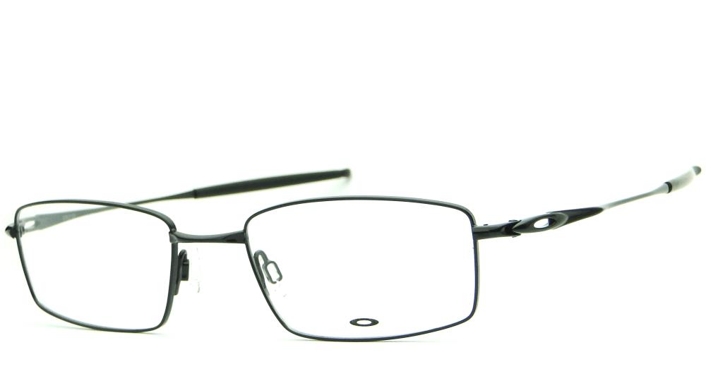 9ac98669b OAKLEY OX 3136 0253 BLACK – ÓCULOS DE GRAU   Ótica Achei Meus Óculos
