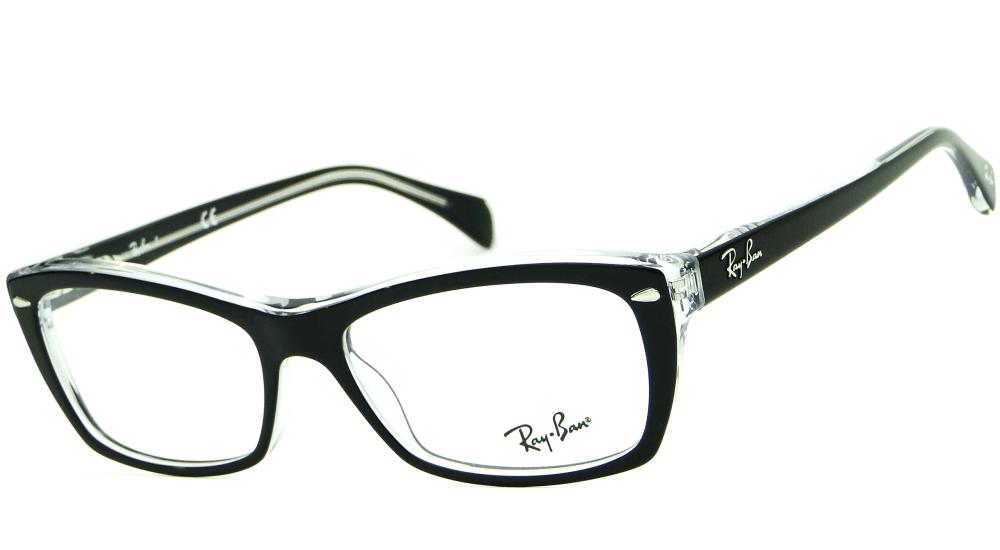 3e296ae74a120 RAY BAN RB 5255 2034 – ÓCULOS DE GRAU   Ótica Achei Meus Óculos