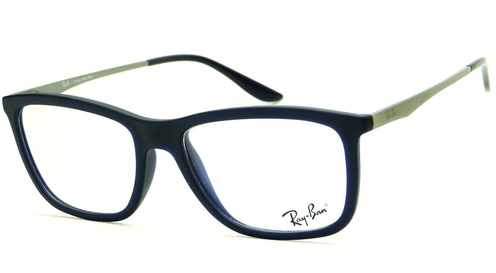 2e268b09d8320 RAY BAN RB 7061L 5451 – ÓCULOS DE GRAU   Ótica Achei Meus Óculos