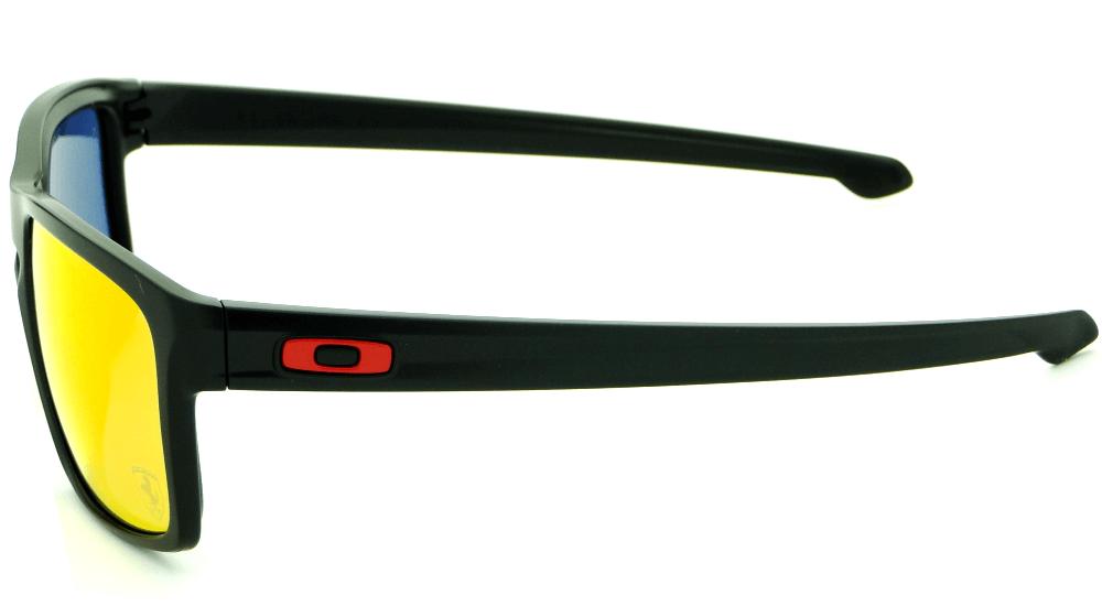 b5f1905b60d7d OAKLEY SLIVER FERRARI MATTE BLACK   RUBY IRIDIUM – OCULOS DE SOL ...