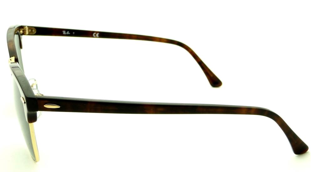 óculos Ray Ban Clubmaster Rb 3016   Louisiana Bucket Brigade b1cbd07761