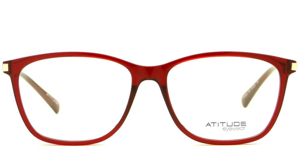 ATITUDE AT 4038 T01 – ÓCULOS DE GRAU   Ótica Achei Meus Óculos 49f91e2384