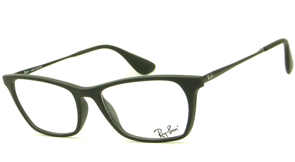 d6c615fba9afc RAY BAN RB 7053L 5364 – ÓCULOS DE GRAU   Ótica Achei Meus Óculos