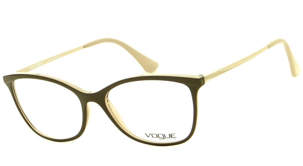 98c504e272915 VOGUE VO 5077L 2450 - ÓCULOS DE GRAU   Ótica Achei Meus Óculos