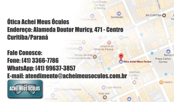 Loja física em Curitiba
