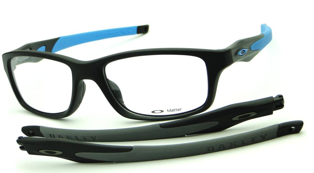 33074ee1afbd6 OAKLEY PLANK 2.0 OX8081 SOFT TOUCH UNIVERSAL BLUE - ÓCULOS DE GRAU   Ótica  Achei Meus Óculos