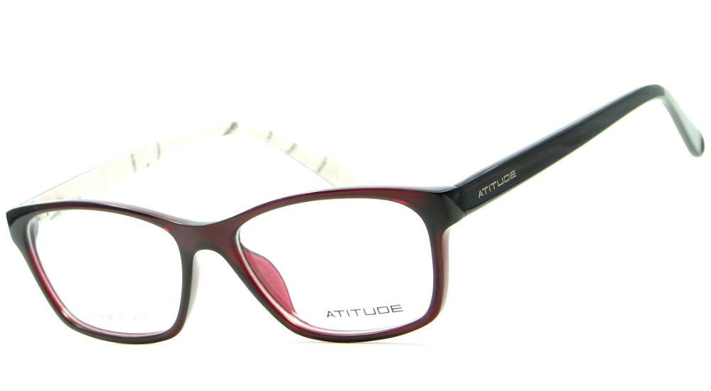 5e28484b8bee1 ATITUDE AT 4082 T01 – ÓCULOS DE GRAU   Ótica Achei Meus Óculos