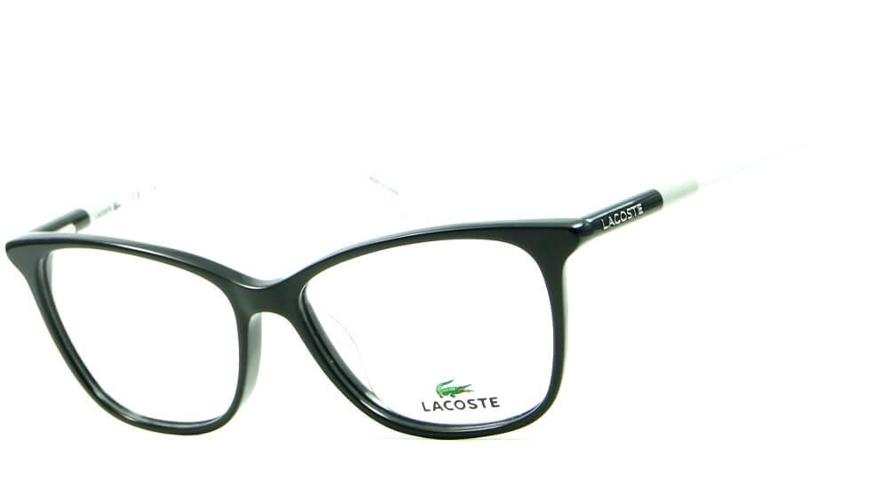LACOSTE L2751 001 – ÓCULOS DE GRAU   Ótica Achei Meus Óculos 0b7c1bc550